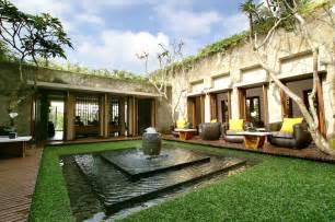 courtyard home designs ubud courtyard interior design ideas