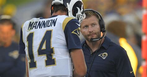 rams sean mcvay  head coaching debut  luckless colts