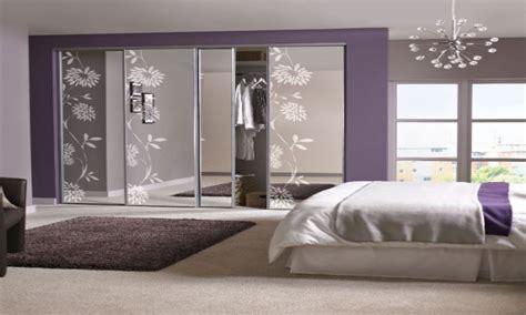 Built In Wardrobe Designs by Mirrored Wardrobe Doors Bedroom Wardrobe Designs Built In