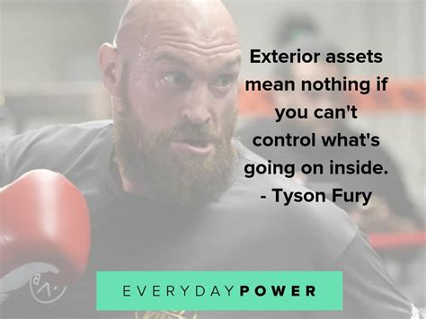 20 Tyson Fury Quotes on Mental Health and Depression (2019)