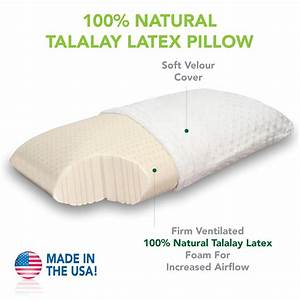 neck pressure points car interior design With best talalay latex pillow