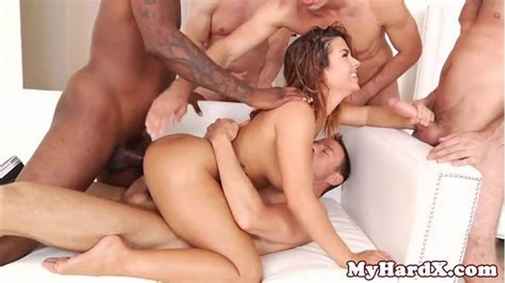 #Dp #Gangbang #For #Big #Butt #Bombshell #Keisha #Grey