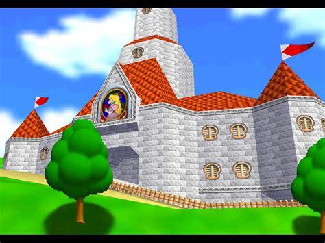 Princess Peachs Castle Mariowiki Fandom Powered By Wikia