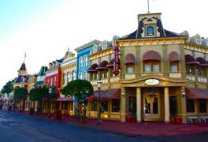 Main Street USA Walt Disney World