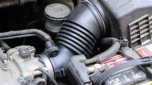 Repair   Replace Honda Odyssey Intake Tube   Hose 2005