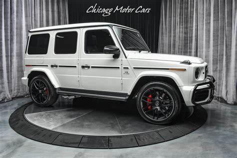 Advanced luxury, unwavering confidence, and extensive individualization let you create a g that's at ease in any corner. Used 2021 Mercedes-Benz G63 AMG 4 Matic SUV designo ...