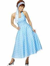 femme acteulle portant des vetement des annees 50 With vêtements années 50 femme