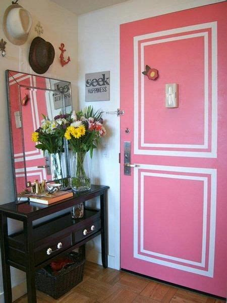 Decorating Ideas For Bedroom Door by 30 Creative Interior Door Decoration Ideas Personalizing