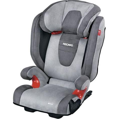 siege bain bébé recaro siège auto monza seatfix gr2 3 asphalt grey achat