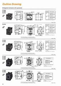 Contactors And Thermal Overload Relays - Fj Series