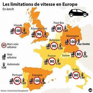 Limitation Vitesse France : le 80 km h exp riment sur 81 kilom tres durant 2 ans automobile ~ Medecine-chirurgie-esthetiques.com Avis de Voitures