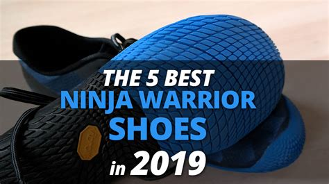 ninja warrior shoes grip training equipment text tips balance