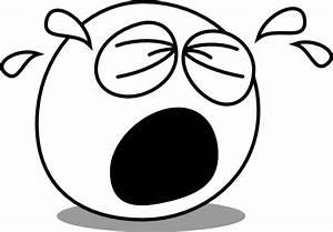 Buddy Crying Clip Art at Clker.com - vector clip art ...