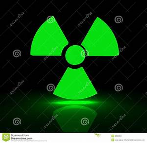 Radioactive Symbol Stock Illustration  Illustration Of
