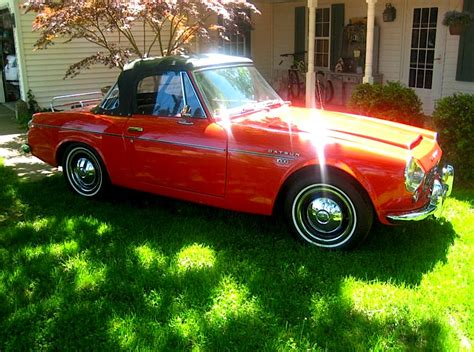 69 Datsun Roadster by Rising Sun 69 Datsun Spl 311 Fairlady Mint2me