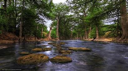Texas Country Hill River Usa Guadalupe Desktop