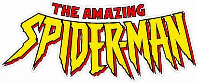 Spider Amazing Animated Series Logos Wiki Introduced