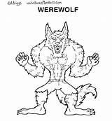 Goosebumps Coloring Werewolf Printable Pages Slappy Dude Perfect Print Getcolorings Printables Getdrawings Popular Template Colorings sketch template