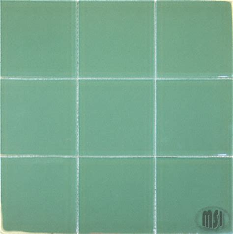 Green Glass Tile  Bathroom  Orange County  By Msi