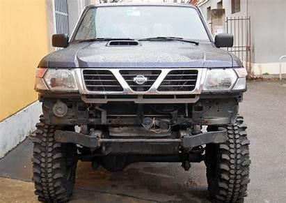Patrol Gr Y61 Nissan Td