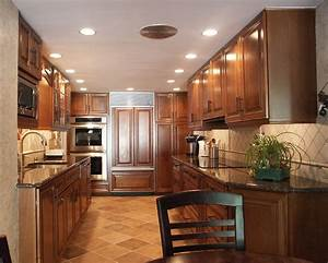 Traditional Galley Kitchen In Bryn Mawr PA Morris Black
