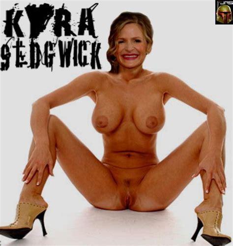 fakes kyra sedgwick nude