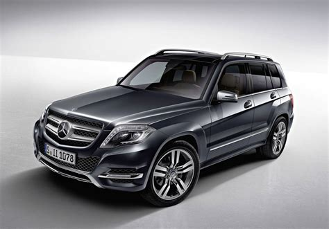 mercedes benz glk class car pictures images