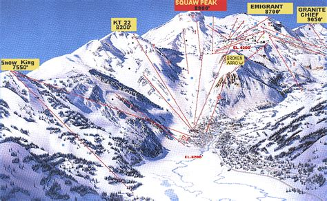 squaw valley map