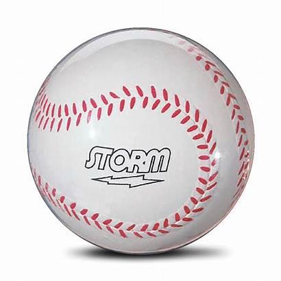 Storm Baseball Balls Clear Weight Block Polyester