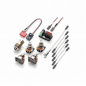 Emg Solderless Wiring Kit For 1