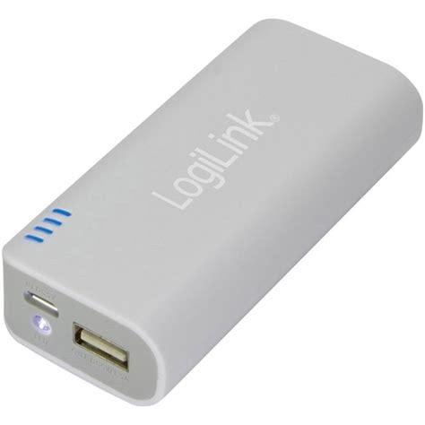 Power Bank (spare Battery) Logilink Mobilepower 5000 Li
