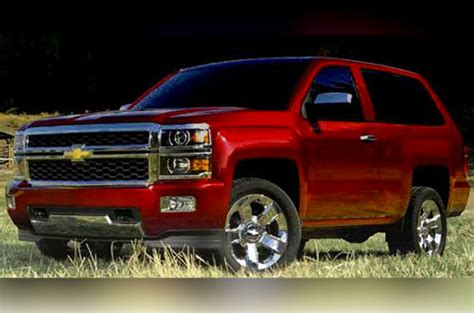 2020 Chevy Blazer K 5 by 2017 Chevrolet Blazer K5 Review Price And Release Date