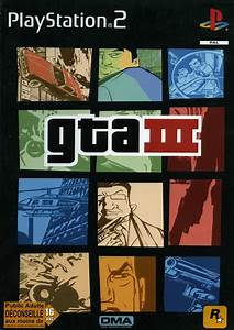 Grand Theft Auto III Sur PlayStation 2