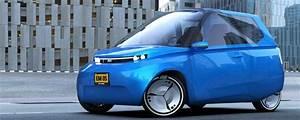 Bonus Vehicule Electrique : noah la premi re voiture lectrique circulaire est con ue par des tudiants ~ Maxctalentgroup.com Avis de Voitures