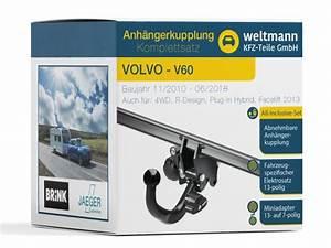 Schaltplan Volvo V40 Anhangerkupplung