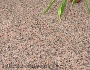 Terrassenplatten Granit Günstig : terrassenplatten granit rot g562 naturstein online ~ Michelbontemps.com Haus und Dekorationen