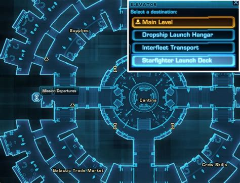 Swtor Pazaak Deck Quest by Starfighter Launch Deck Swtor Guides For Flashpoints