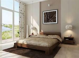 Bett Unterm Fenster : ein gro es bett f r jedes schlafzimmer ~ Frokenaadalensverden.com Haus und Dekorationen