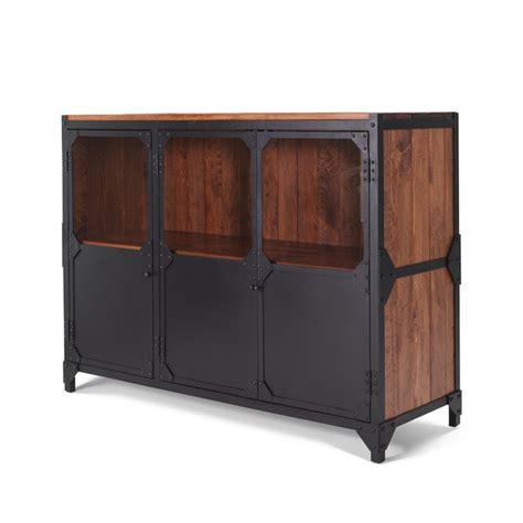 sideboard industrial design anrichte sideboard aus eisen in industrial design