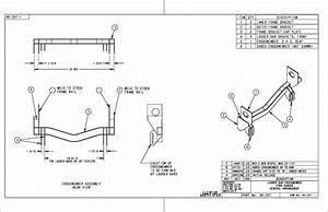 Ladder Bar Crossmember Kit