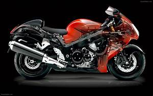 Suzuki Hayabusa GSX1300R Widescreen Exotic Car Wallpapers