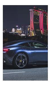 Ferrari Roma 2020 5K Wallpaper | HD Car Wallpapers | ID #15307
