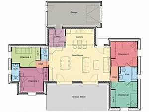 les 25 meilleures idees de la categorie minecraft plans With idee maison plain pied 7 maison en bois construite en bretagne au design interieur