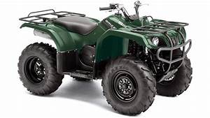 Grizzly 350 2wd 2015 - Quads