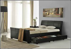 Bett 140 Mit Schubladen : bett 140x200 schwarz mit schubladen download page beste wohnideen galerie ~ Bigdaddyawards.com Haus und Dekorationen