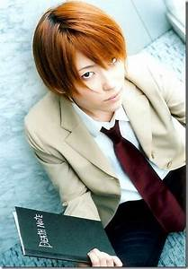 Light Cosplay - Death Note Photo (33592514) - Fanpop
