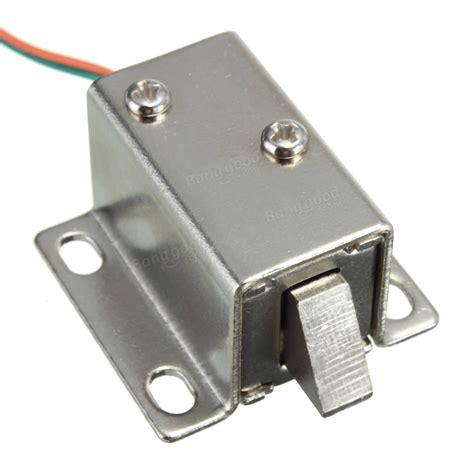cabinet door locks 12v dc cabinet door drawer electric lock assembly solenoid