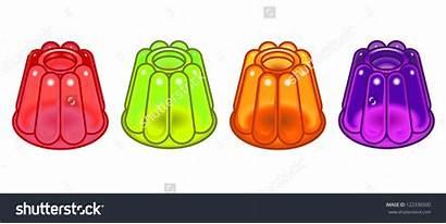 Clipart Jellies Wobbly Jelly Jellie Clipground Jam