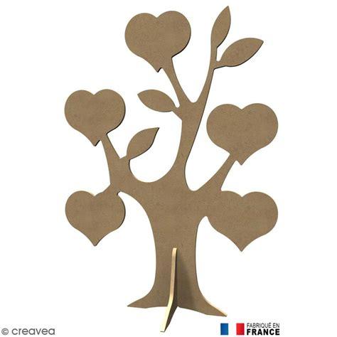 arbre en a decorer arbre coeur en bois 224 d 233 corer 58 cm support d 233 co amour creavea