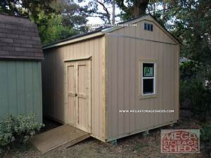 16x16 two story barn shed home depot joy studio design With 16x16 shed kit